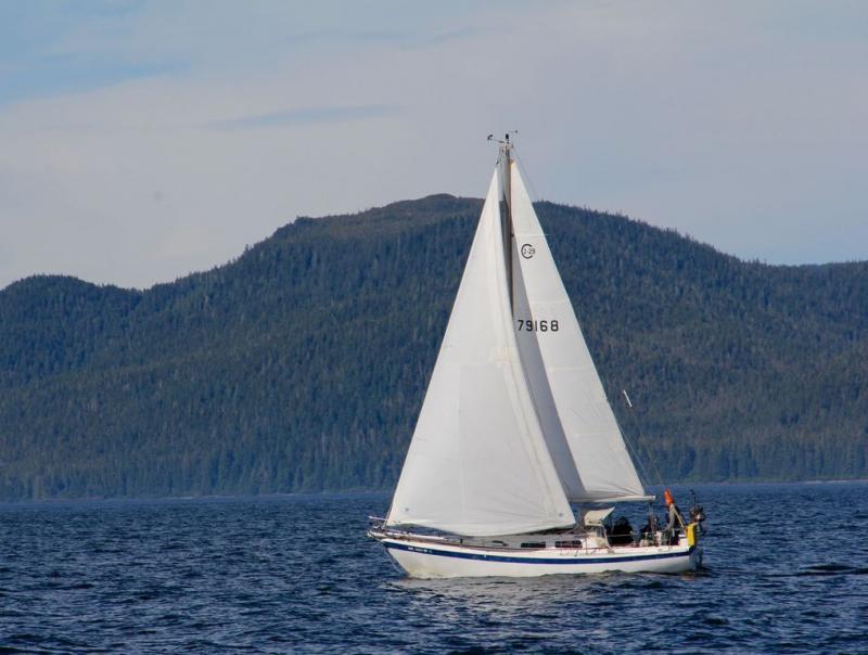 Tango Sailing | SouthEast Alaska Sailing